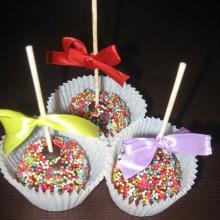 Кейк-попсы в бельгийском шоколаде