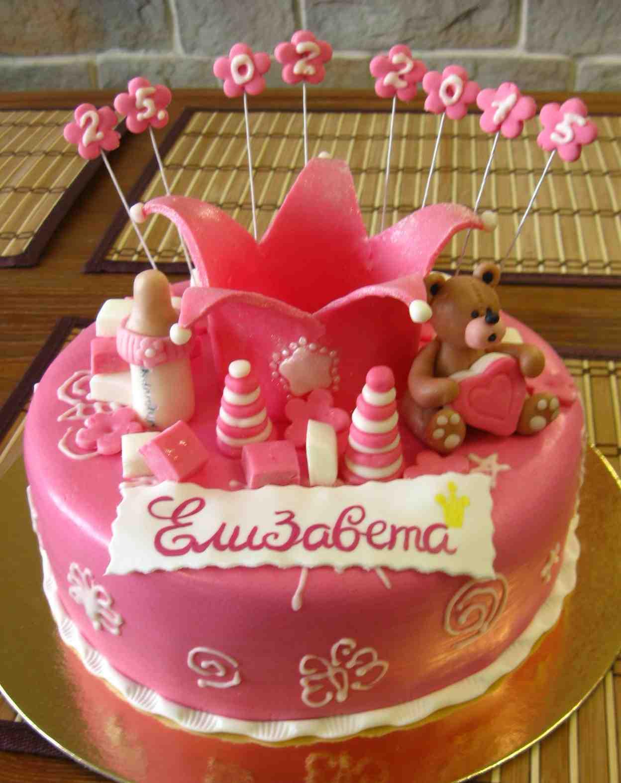 Детские торты в уфе