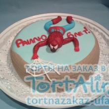 Торт Человек-паук. №2