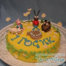 Торт Винни-Пух. №2