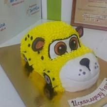 Торт машинка Врумиз