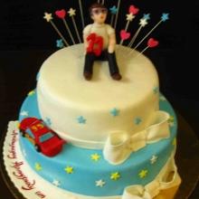 Торт Мальчику на 11 лет