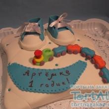 Торт Подушечка. №5