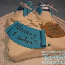 Торт Подушечка. №7