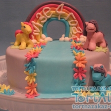 Торт Мой пони