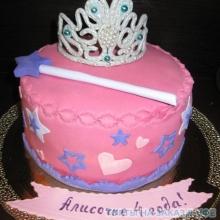 Торт Принцессе