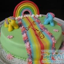 Торт Мой пони. №3