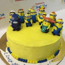 Торт миньончики