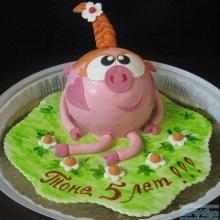 Торт Нюша №2