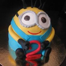 Торт Миньон №3