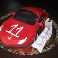 Торт Ferrari