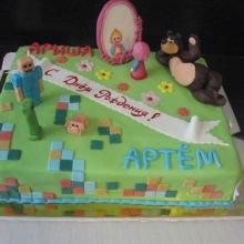 Тортик для двоих