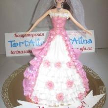 Торт Кукла №4. АВТОРСКИЙ