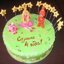 Торт Полянка