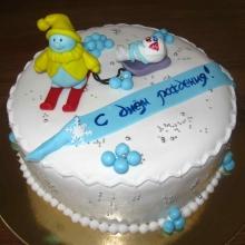 Торт Саночки