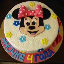 Торт Минни