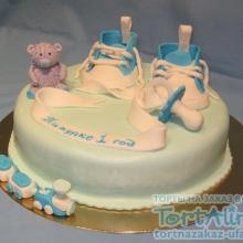 Торт На годик. №1