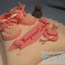 Торт Подушечка. №2