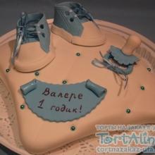 Торт Подушечка. №4