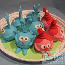 Торт Смешарики. №5