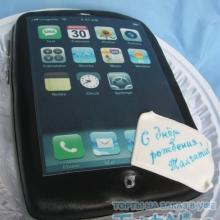 Фототорт Iphone