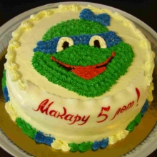 Кремовый торт № 42