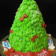 Торт Ёлка №1