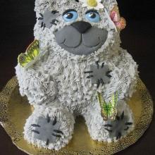Торт-мишка