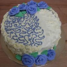 Кремовый торт №11