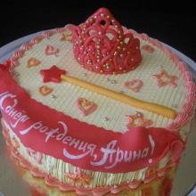 Кремовый торт №15