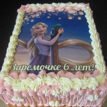 Кремовый торт №14
