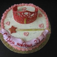 Кремовый торт №21