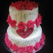 Кремовый торт №31