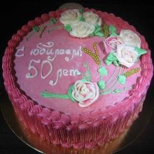 Кремовый торт №29
