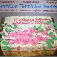 Кремовый торт №39