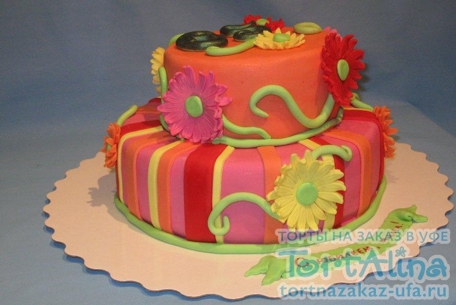 Вишня снежная торт фото 10