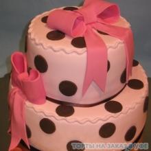 Торт Свадебный. №22