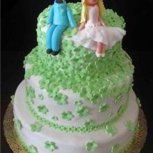 Торт Свадебный. №89