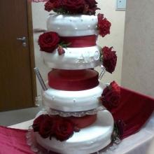 Торт Свадебный. №59