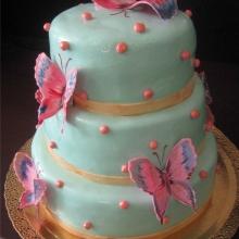 Торт Свадебный. №92