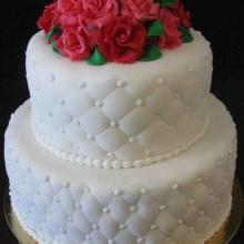 Торт свадебный № 149