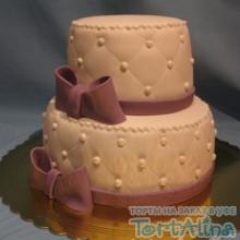 Торт Свадебный. №21