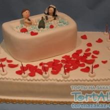 Торт Свадебный. №23