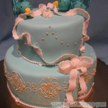 Торт Свадебный. №28