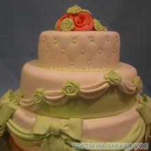 Торт Свадебный. №30