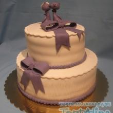 Торт Свадебный. №34