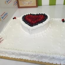 Торт свадебный 155