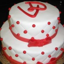 Торт Свадебный. №43