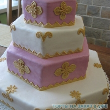 Торт Свадебный. №45