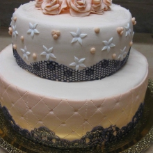 Торт Свадебный. №48